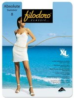 Колготки женские Absolute Summer 8 XL Filodoro Classic
